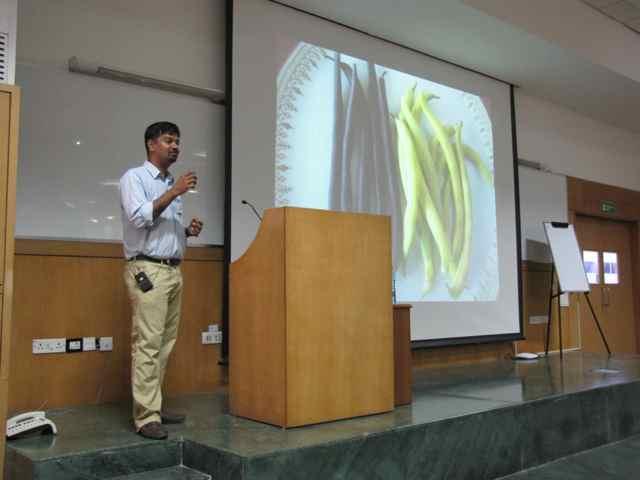 Manikandan Geekgardener Infosys Talk